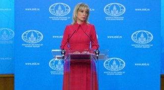 Мария Захарова назвала обвинения Мэй очередной провокацией.