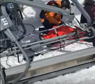 В Грузии на горнолыжном курорте пострадали украицы, россияне и шведка