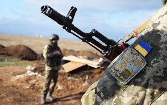 Обстреливались украинские позиции со стороны Золотого-5