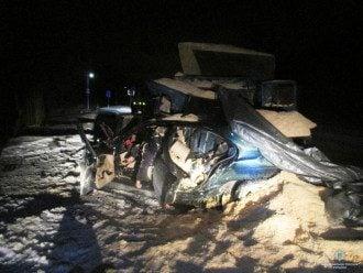 На Киевщине в ДТП погибли четыре человека