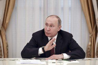 Владимир Путин является маньяком, считает Константин Боровой