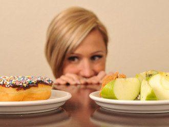 Женщина и диета