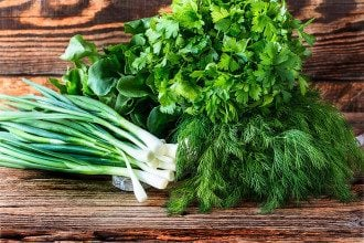 Какая самая полезная зелень - топ-5 видов зелени для мужчин и женщин