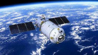 """Cтанция """"Тяньгун-1"""" войдет в плотные слои атмосферы"""