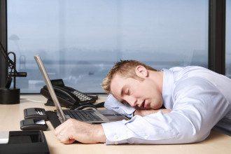 От чего на самом деле устают на работе.