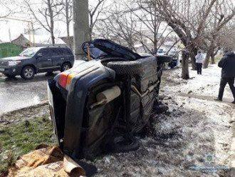 В Одессе в ДТП погибли два человека