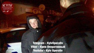 Евгения Мельника задержали пьяным за рулем