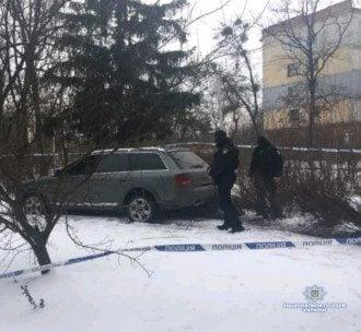 На Киевщине бандиты ограбили магазин
