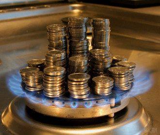 Монеты и газ