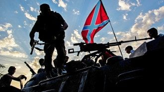 Боевики на Донбассе объявили призыв на службу