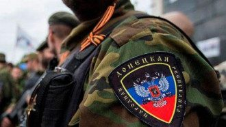 Боевик ДНР