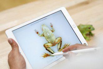 В США Apple показала новый iPad