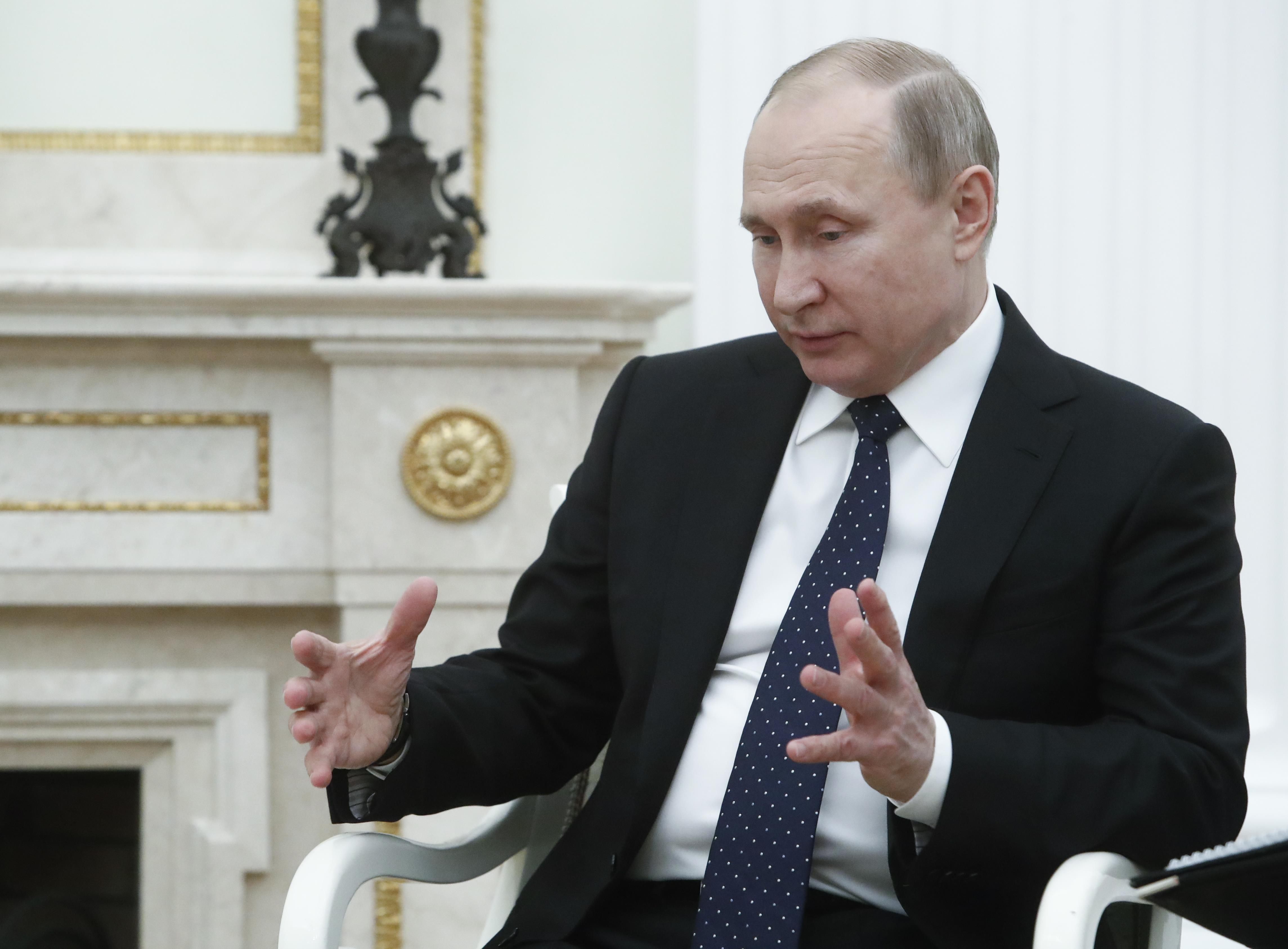 Политолог не исключает вероятности ухода Путина до завершения его очередного президентского срока