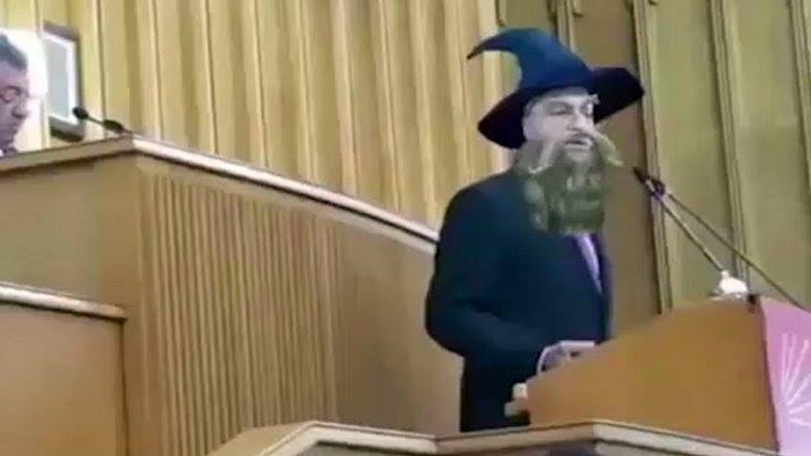 Депутат транслировал заседание фракции через Facebook