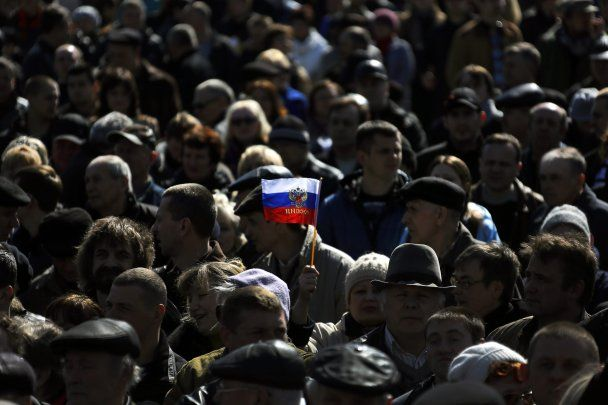 В Запорожье планировалось организовать митинги, подобные донецким.