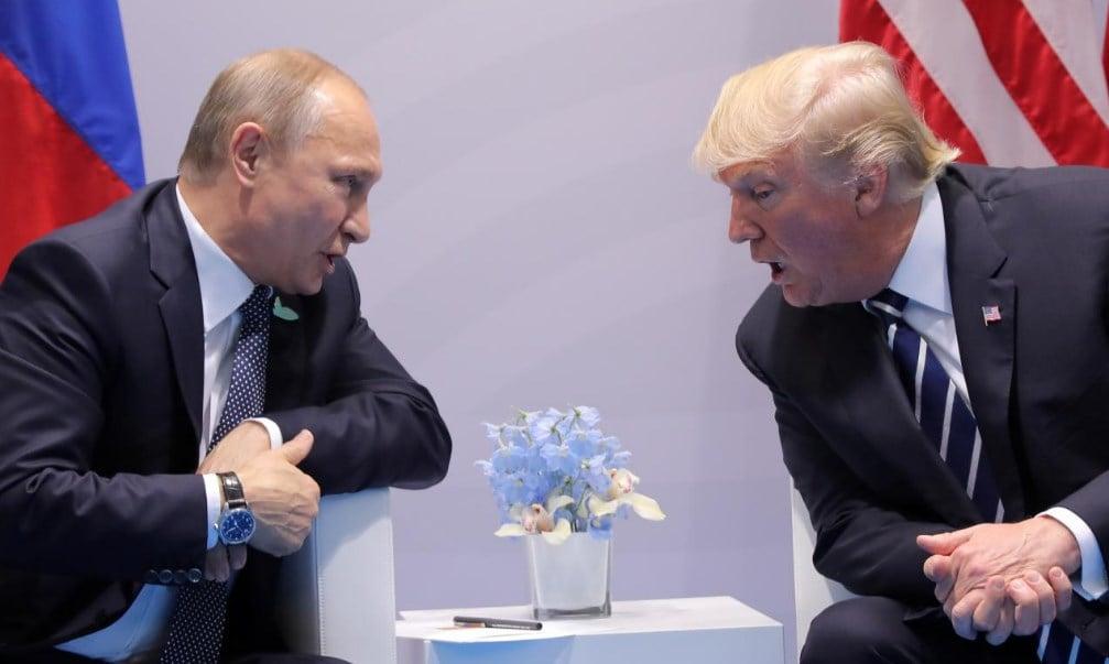 Готовится встреча Дональда Трампа и Владимира Путина