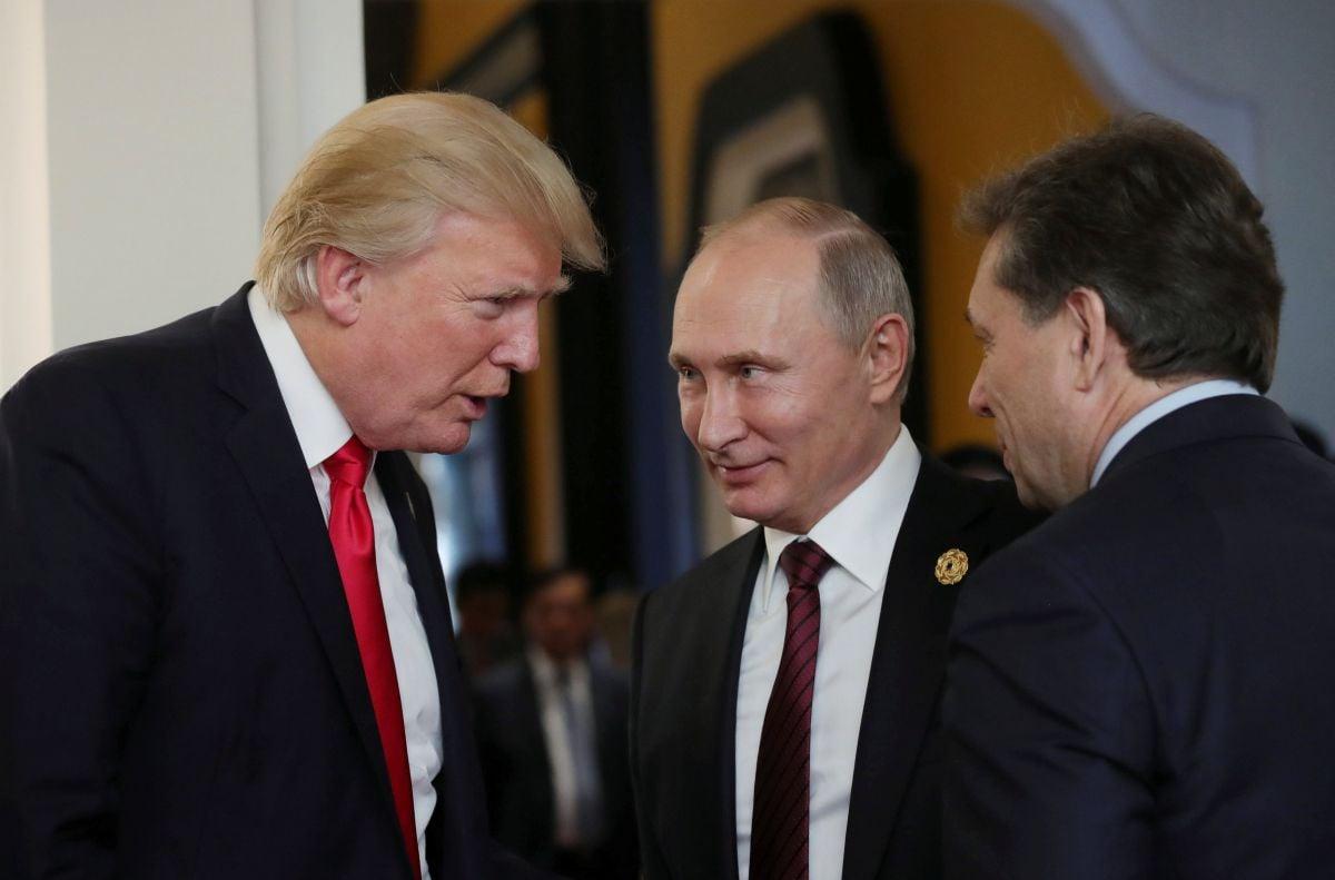 Трамп намекнул Путину, что пора бы прекратить гонку вооружений.