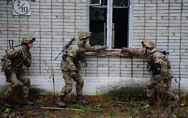 Партизаны нанесли побои двум боевикам