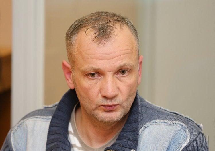 Иван Бубенчик в зале суда
