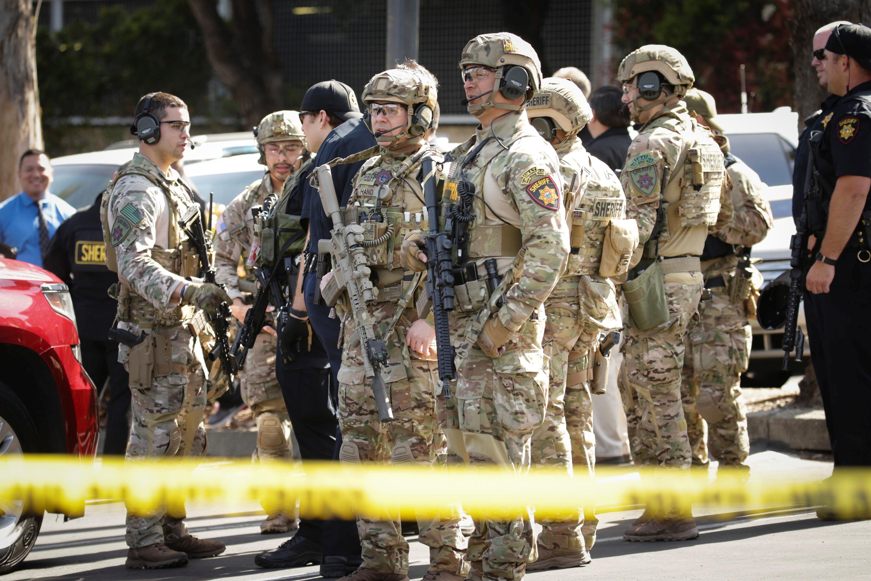 Правоохранители считают, что в штаб-квартире YouTube стрельбу устроила погибшая Насим Агдам