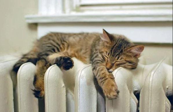 Киев отопление