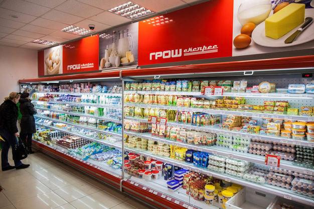 В еде из одесских супермаркетов попадаются интересные
