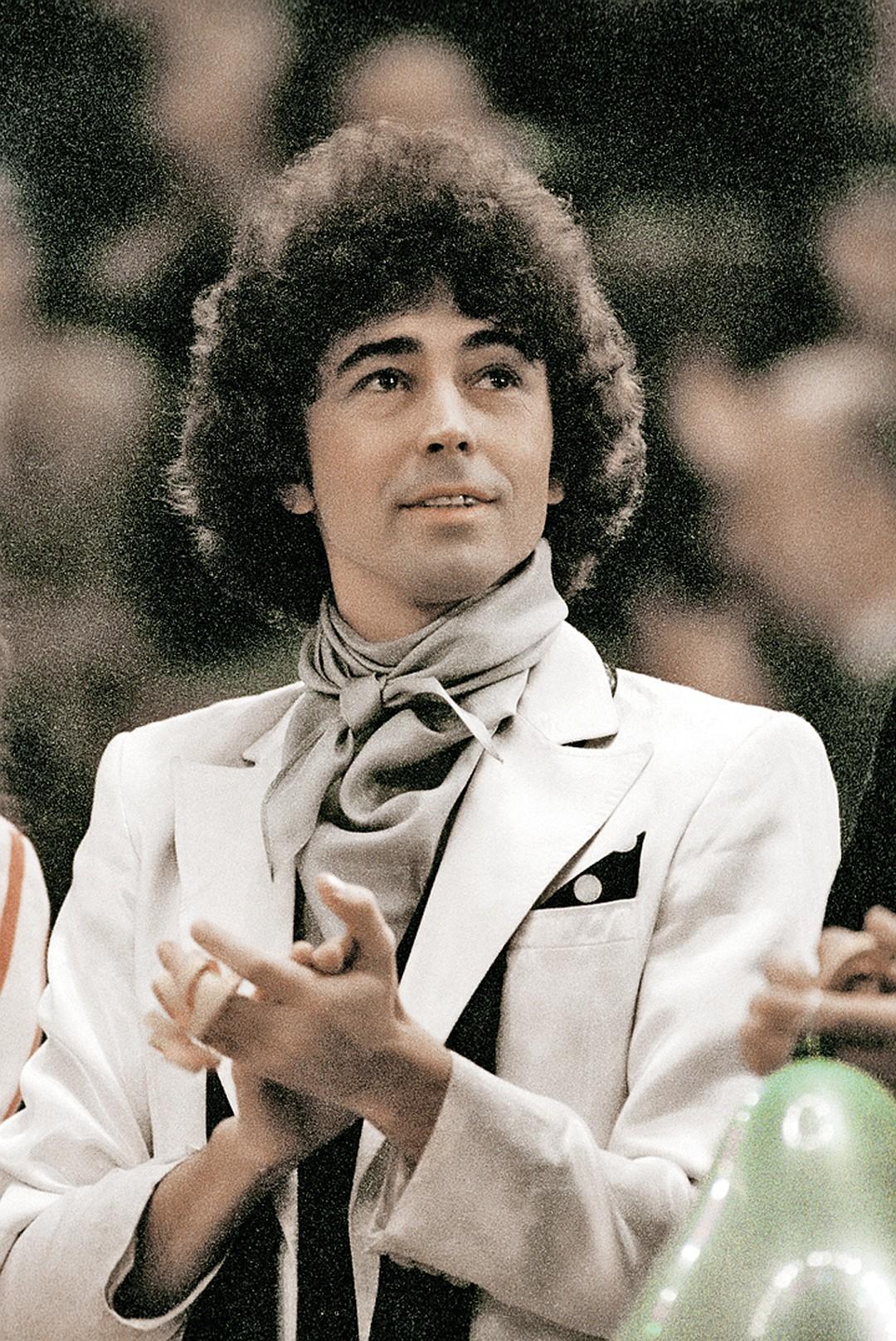 Валерий Леонтьев в 1982 году