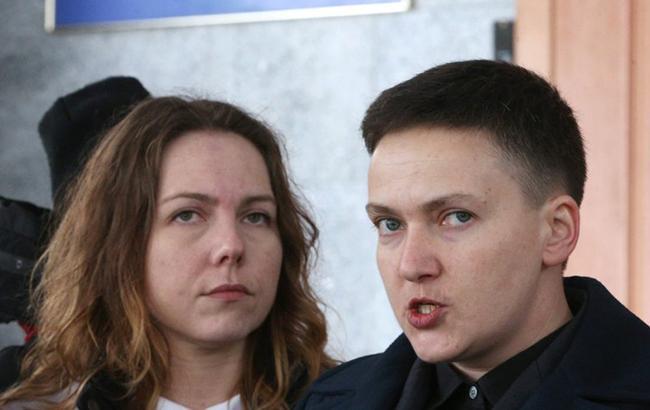 Надежда Савченко хочет, чтобы ее проверка на полиграфе была публичной, отметила сестра нардепа