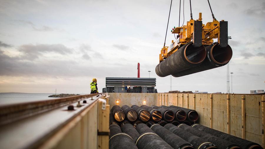 Nord Stream 2 грозит Украине, как главному транзитеру российского газа.