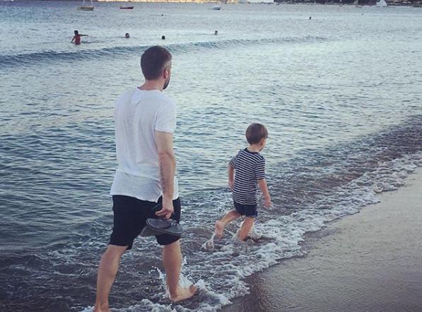 Дмитрий Шепелев сожалеет, что из-за болезни сына приходится отменять отпуск