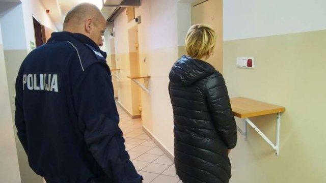Украинка обворовывала квартиры, в которых работала уборщицей