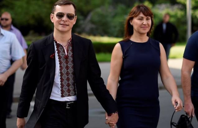 Олег Ляшко собрался жениться на Росите