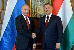 Орбан считает, что ЕС незаслуженно наговаривает на Россию