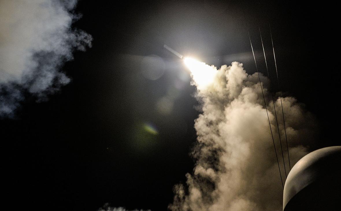 РФ намерена сбивать американские ракеты в Сирии.