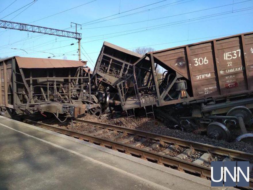 Пассажирские поезда задержаны на неопределенное время