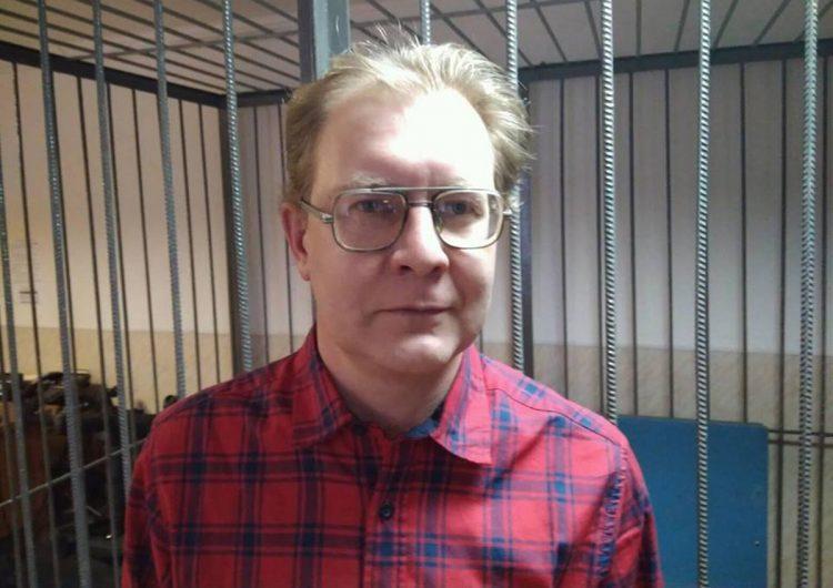 Александр Бывшев приговорен к исправительным работам в колонии-поселении за стих об Украине