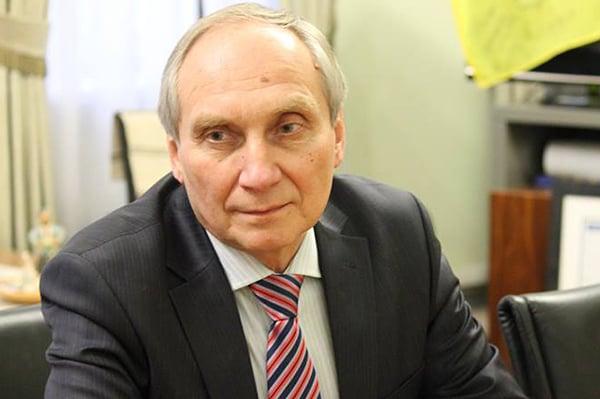 Бывший военнопленный Игорь Козловский