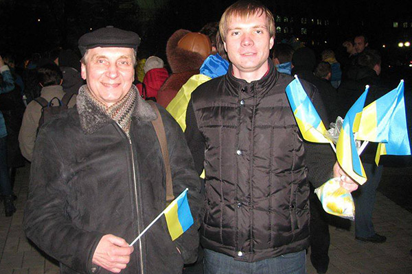 4 марта 2014 года. Донецк