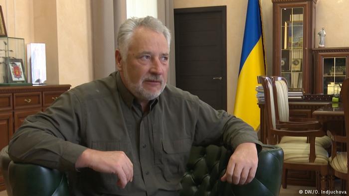 Жебривский ушел в отставку.