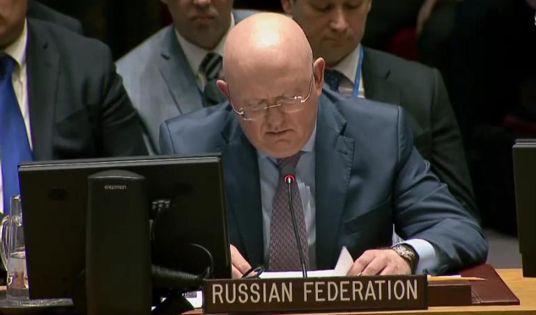 Представитель России заявил, что его страна не виновна в химатаке в Сирии