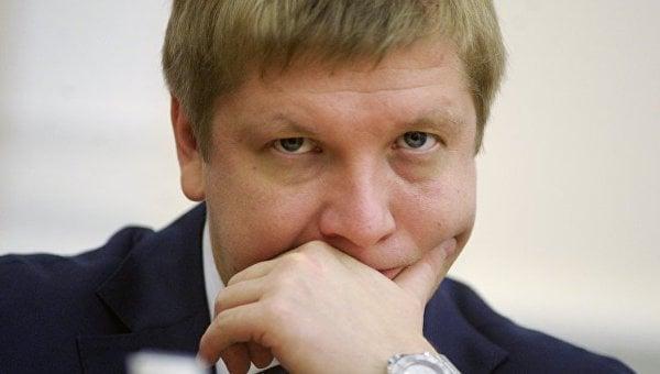 Андрей Коболев прекращение транзита газа через территорию Украины считает крайне убыточным