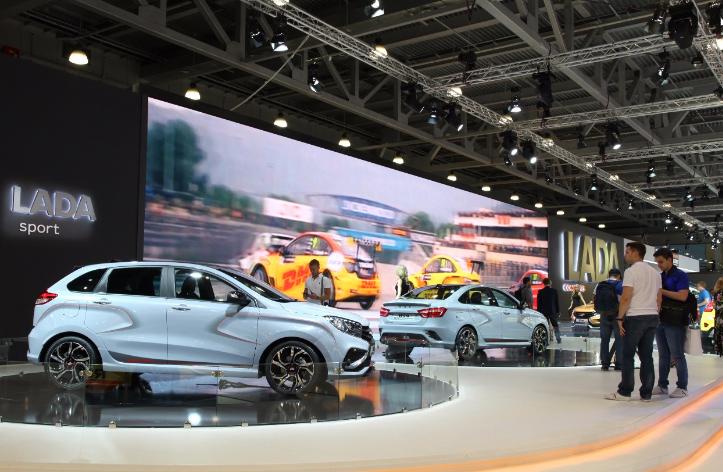 Московский автосалон-2018 проигнорируют ведущие бренды