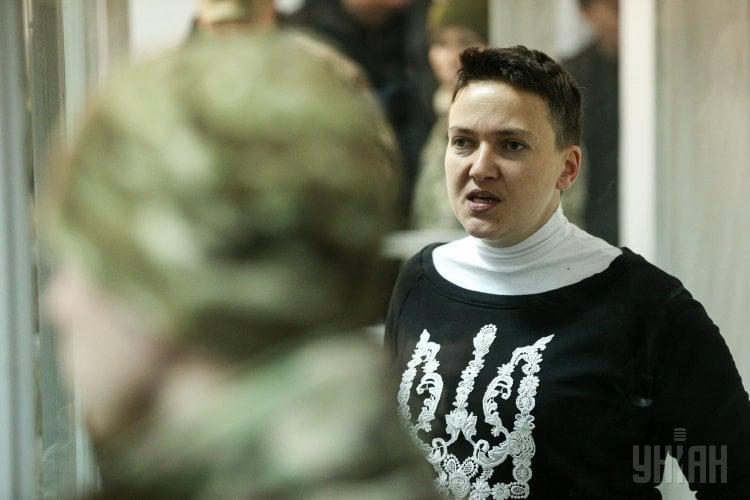 Как Савченко выжила после 75 дней голодовки.