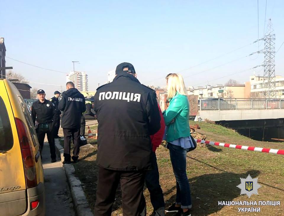 В Харькове в мешке найдено тело местного жителя