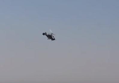 На Балтике в результате крушения вертолета Ка-29 погибли два летчика