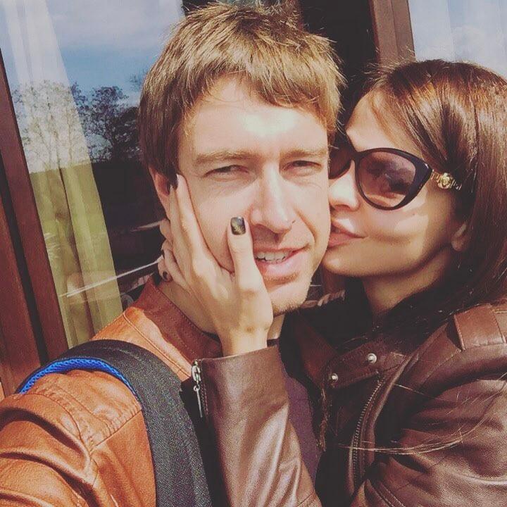 Александр Кириллов и Анастасия Вашукевич