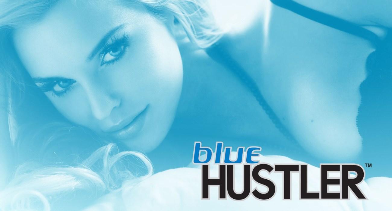 Логотип канала Blue Hustler
