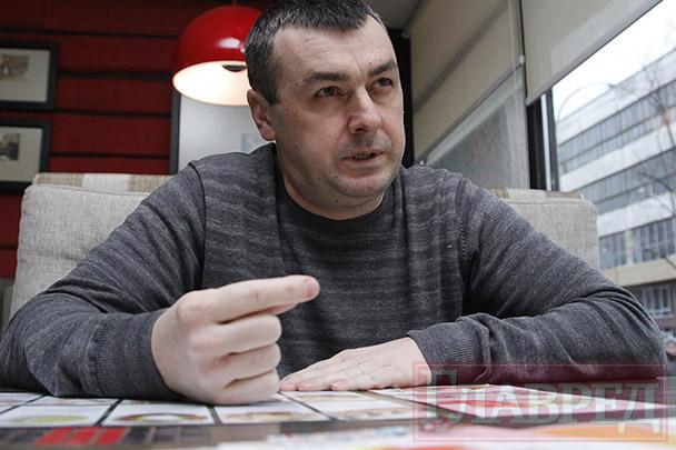 """Судья Сергей Чумак: """"Сегодня набрали судей, удобных нынешней власти"""""""
