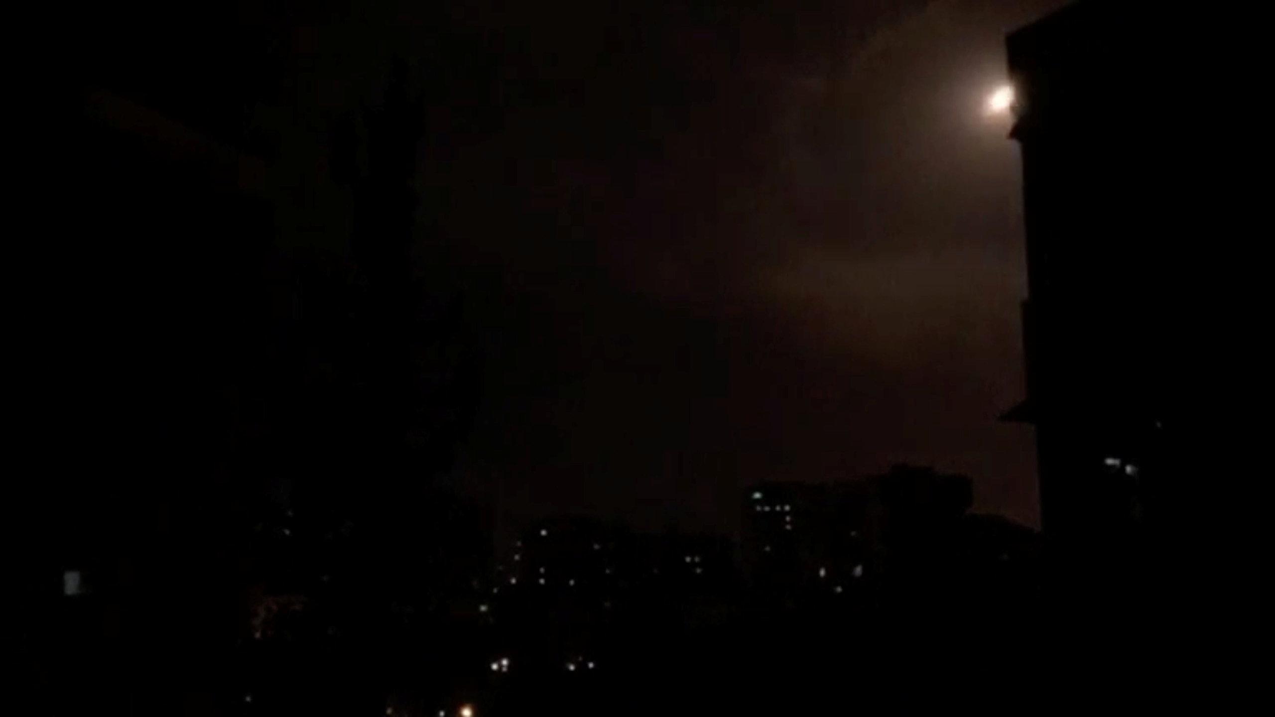В Сирии в результате ракетного удара