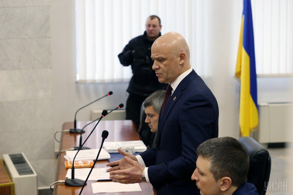 Адвокат Труханова заявил о распространении ложной информации об одесском градоначальнике